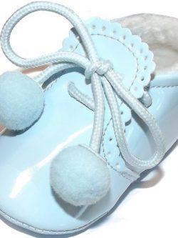 d8de7f3551a17 Sevva Joe Soft Sole Shoe Blue